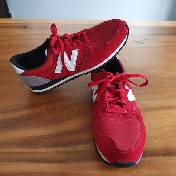 Unisex New Balance 420 Discontinued Red
